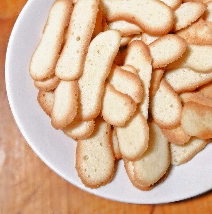 Cat's tongue cookies – Langues de chat