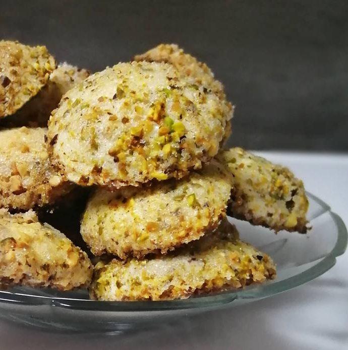 Hussar's Kiss Cookies
