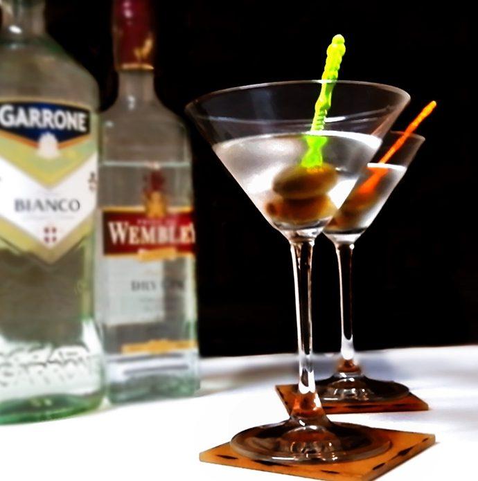 Skinny Martini