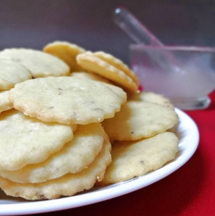 Tosset cookies