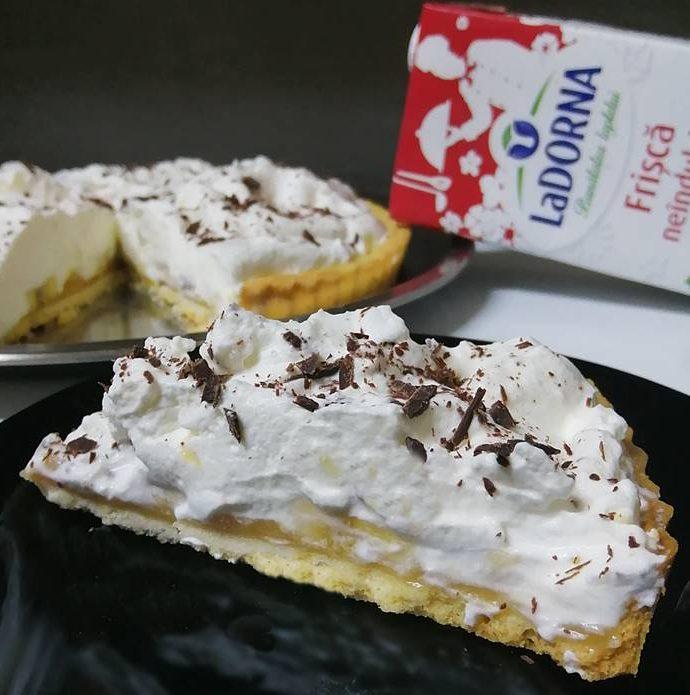 Banoffee Pie aka Banoffee Tart